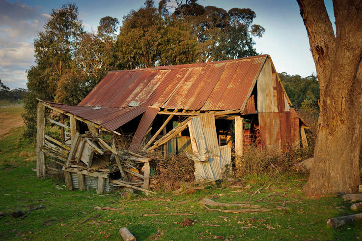 Postcards From Oz 2 The Australian Woolshed