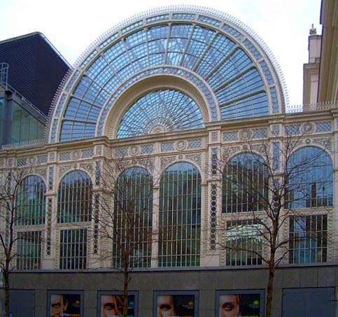The floral hall covent garden royal opera house london for Royal opera house covent garden