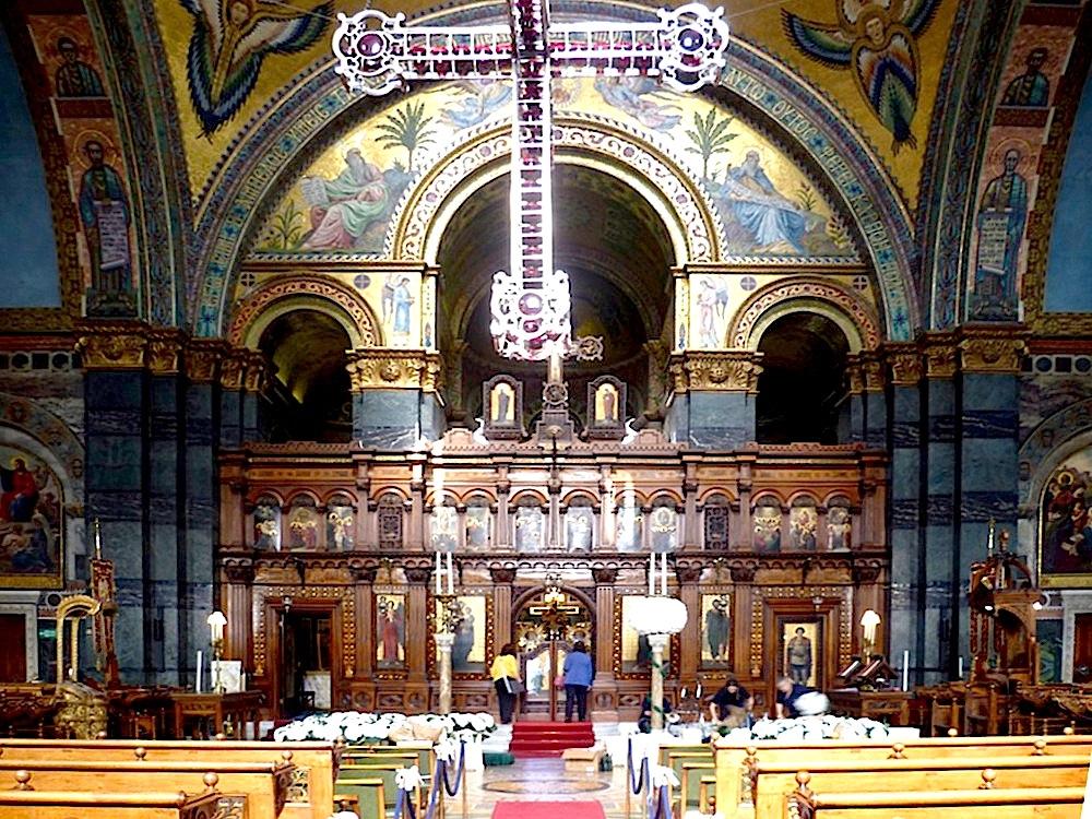 Santa Sophia Greek Orthodox Cathedral Of Aghia Sophia