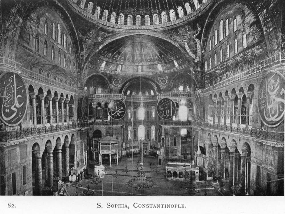 Early byzantine architecture images for Architecture byzantine