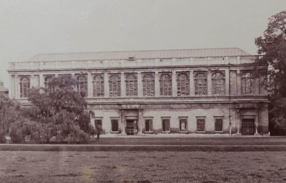 Wren Library, Trinity College, University of Cambridge
