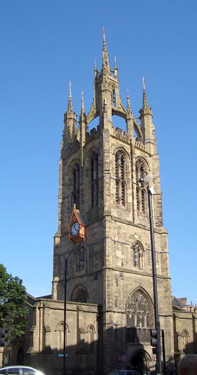 The Cathedral Church of St Nicholas