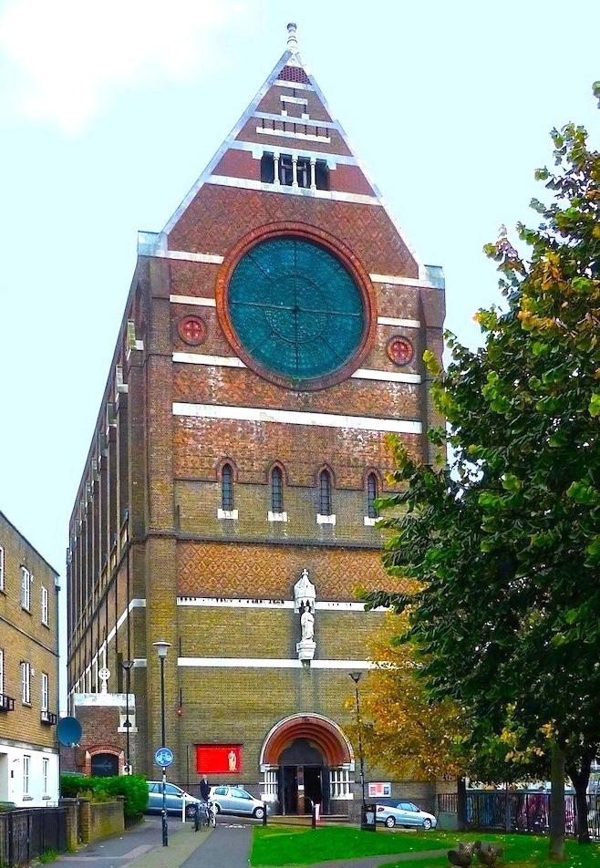 A Quot Tremendous Quot Church St Bartholomew S Brighton I