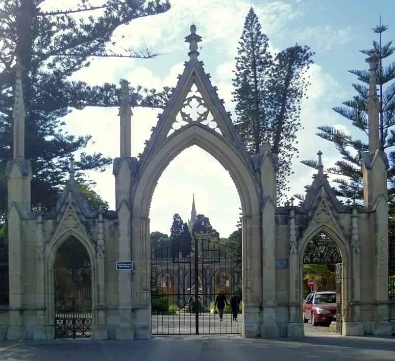 The Addolorata Chapel And Cemetery Paolo Malta By