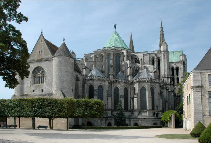 French Influence On Gothic Revival Churches And Cathedrals