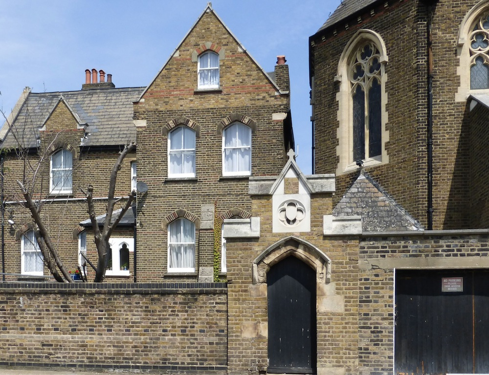Designed By The Famous Belgian Gothic Revival Architect Baron Jean Baptiste Bethune Again See St Joseph East Greenwich Had Worked