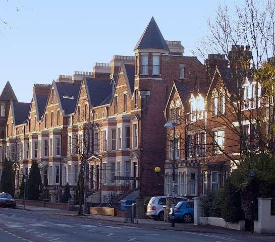 Hotel Neo Melawai Home: Terrace In Chesterton Road, Cambridge