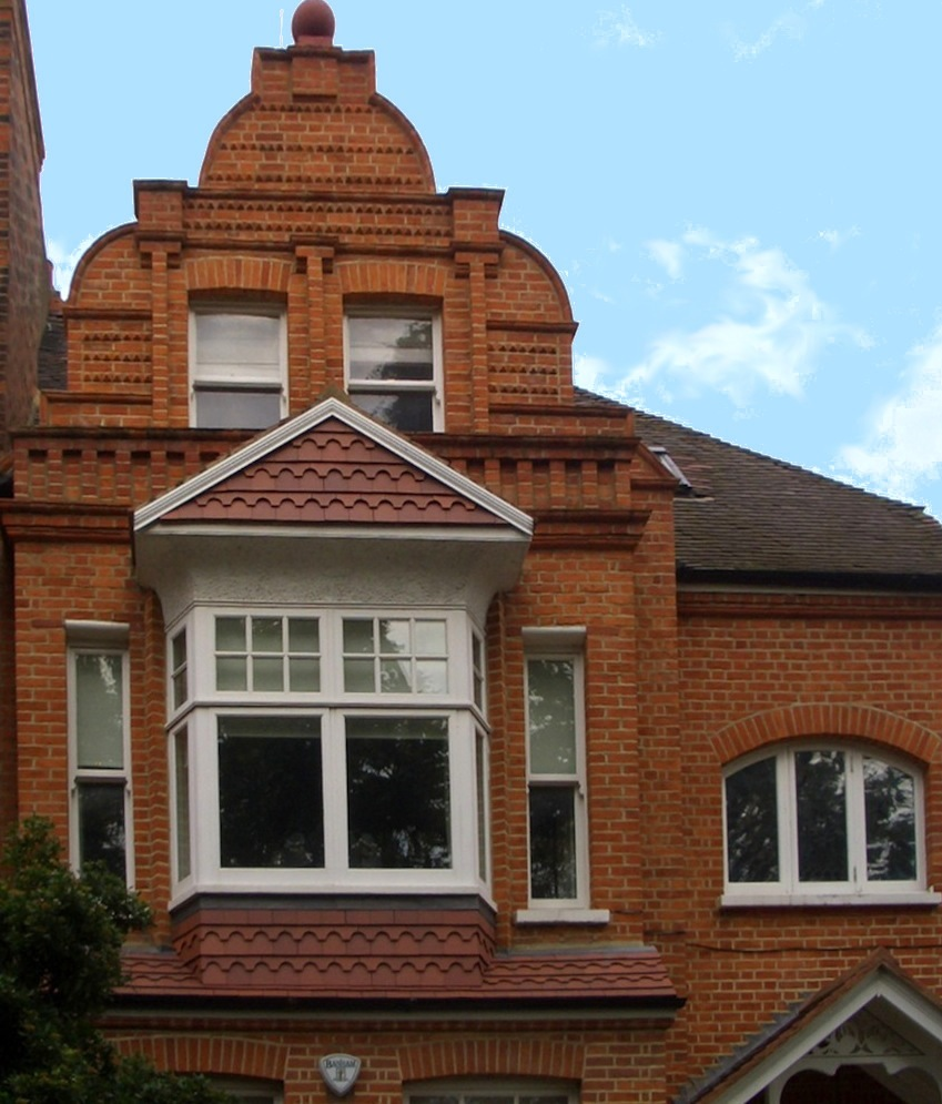 Some Features Of The Queen Anne Domestic Revival Family Home