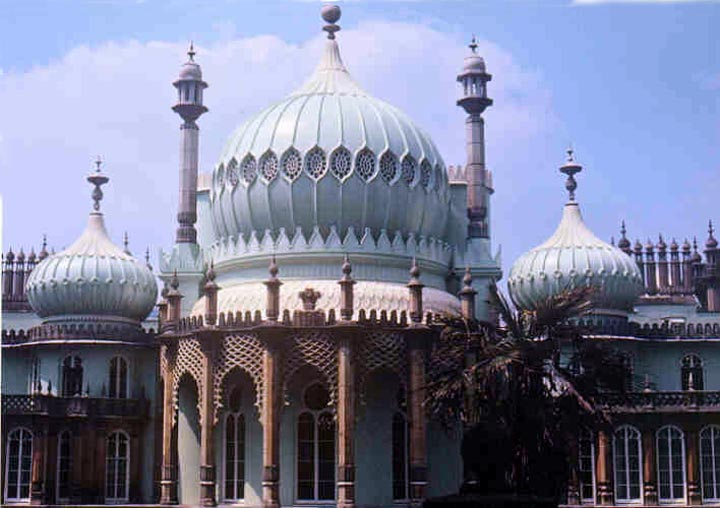Moorish, Northern Indian, and Islamic, Architectural Styles