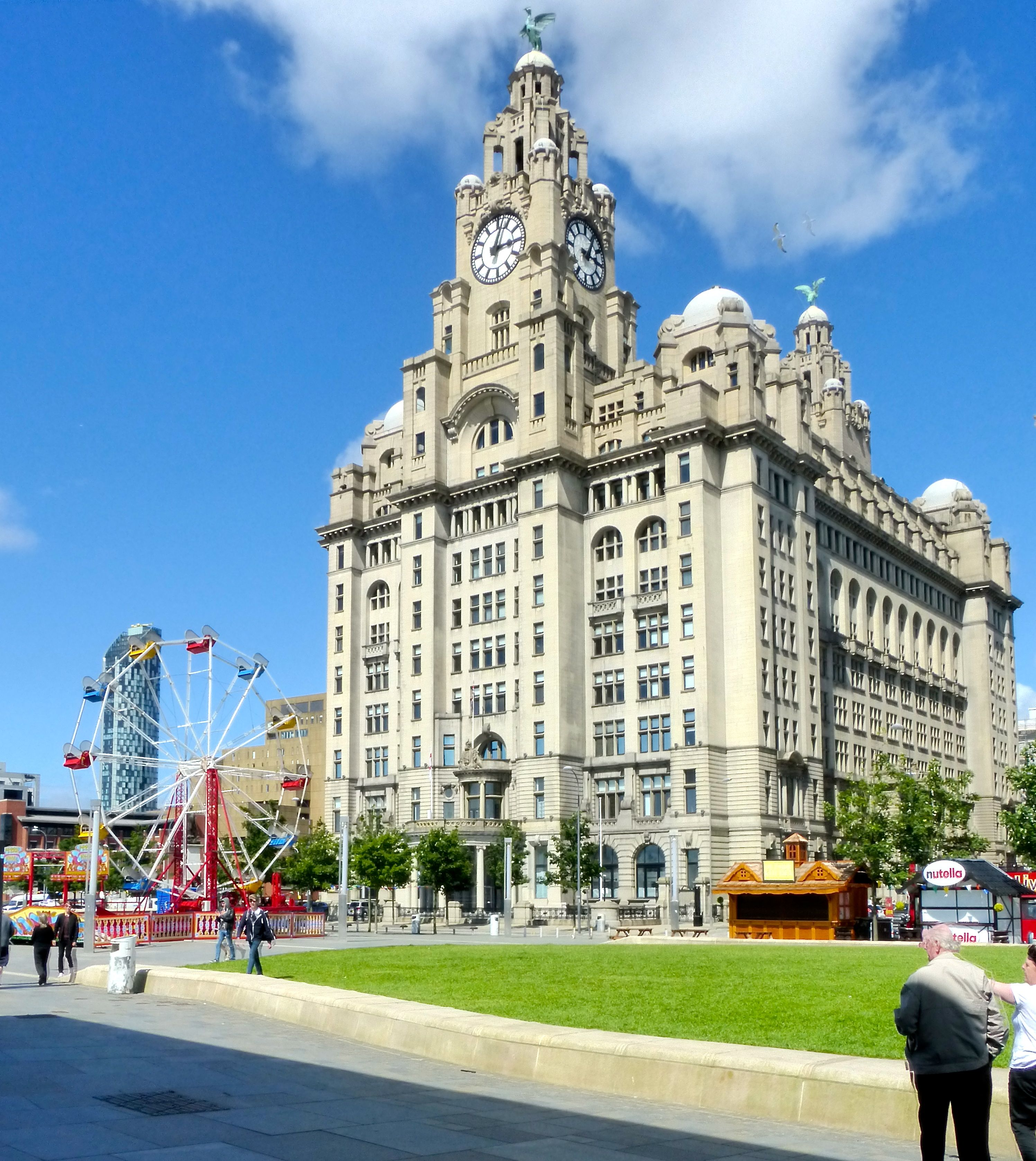 Liverpool Liver Building Tours