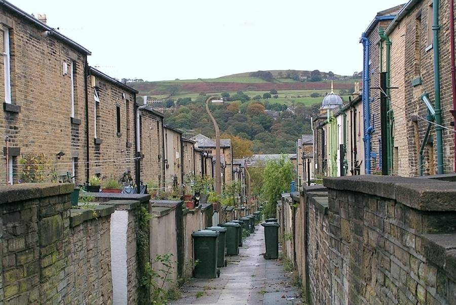 Workers Housing In Saltaire By Lockwood Amp Mawson
