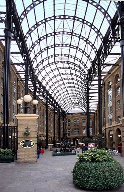 Hay S Galleria London