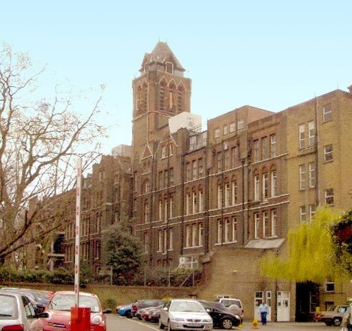 Hospital St Pancras 76