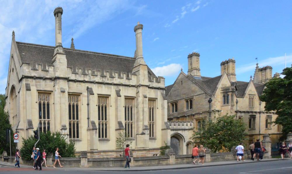 Magdalen College Virtual Tour