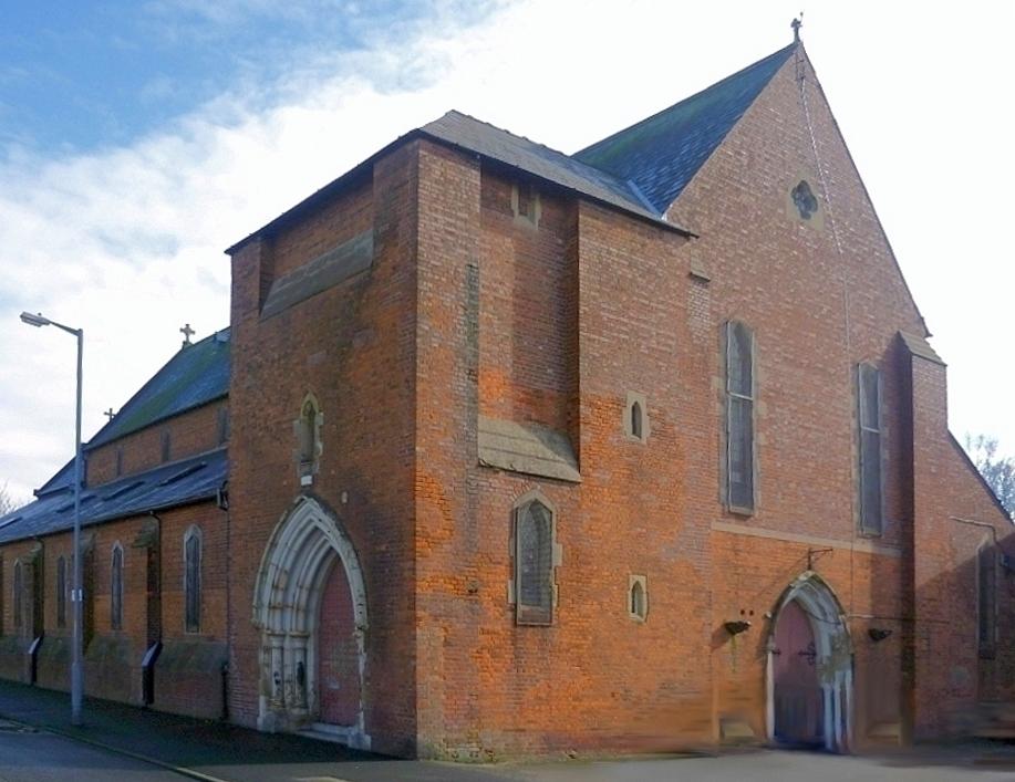 St Wilfrid S Church Hulme By A W N Pugin