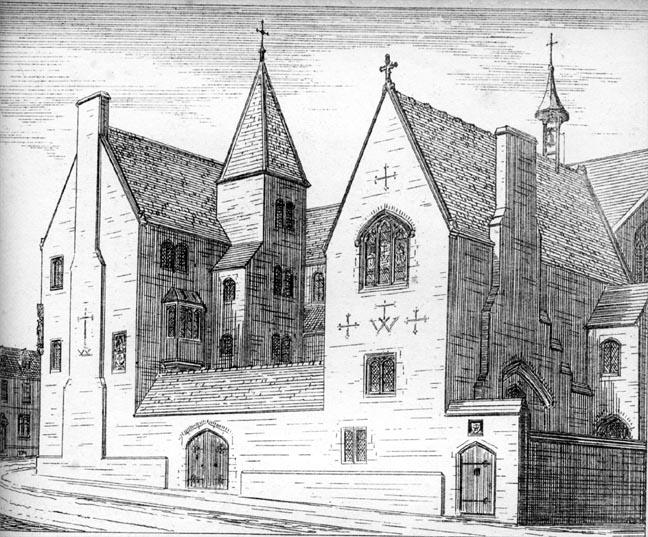 Bishop S House Birmingham By Augustus Welby Northmore Pugin 1812 1852