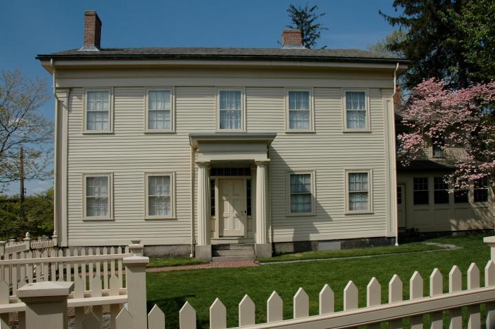 17 benefit street providence rhode island for Rhode island home builders