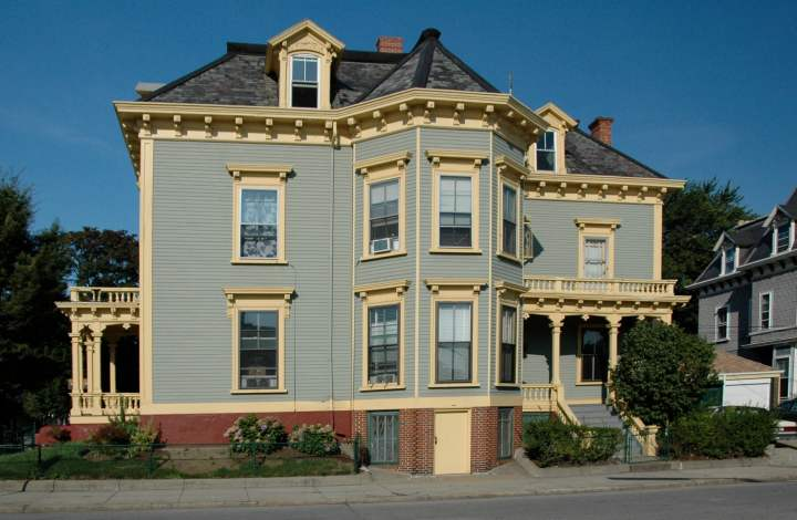 Broadway House Providence Rhode Island
