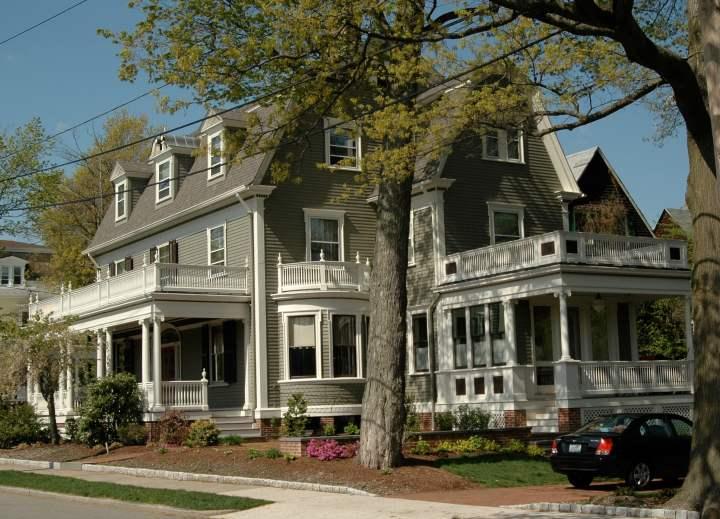 George Anna Sackett House Providence Rhode Island