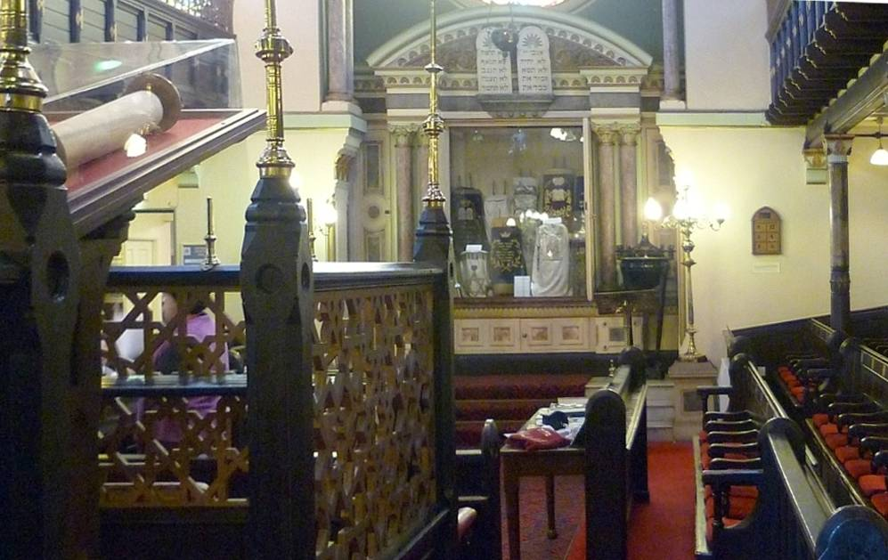 The Spanish And Portuguese Synagogue Now The Manchester