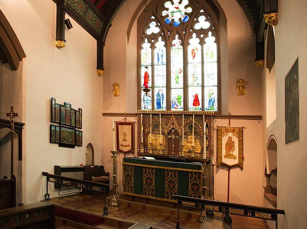 St Martin S Low Marple By John Dando Sedding Henry