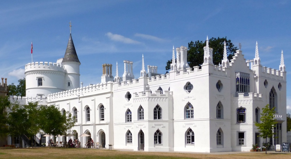 Horace Walpole S Taste For The Gothic Strawberry Hill
