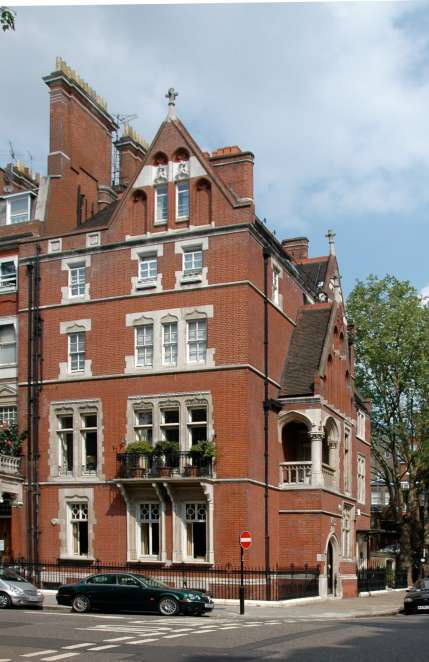 4 cadogan square by george edmund street