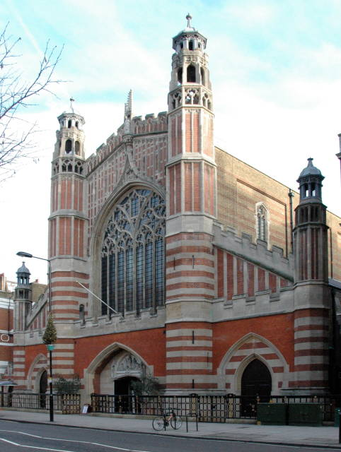 Arts And Crafts Church Sloane Square
