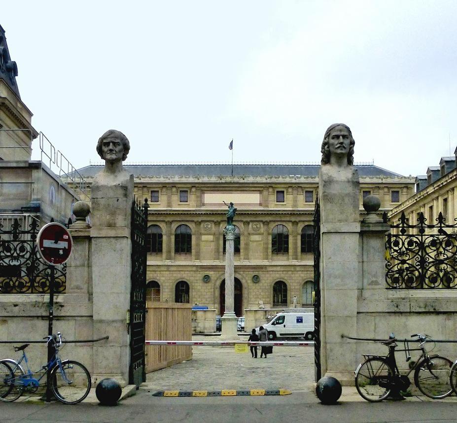 Eug ne emmanuel viollet le duc 1814 79 - Ecole des beaux arts paris ...