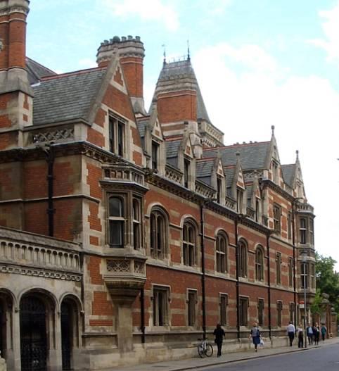 Cambridge 24 7 amazing minecraft survival for Cambridge architecture