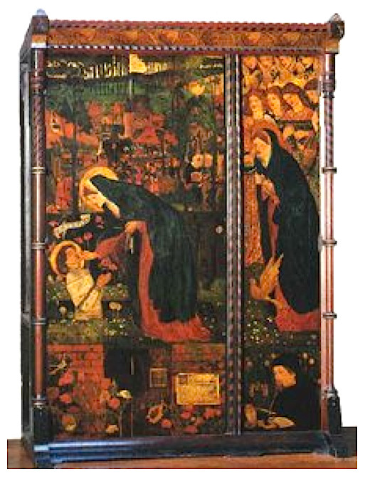 Prioress S Tale Wardrobe By Philip Speakman Webb And