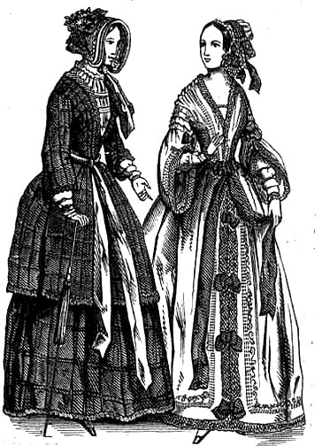What Victorians Wore