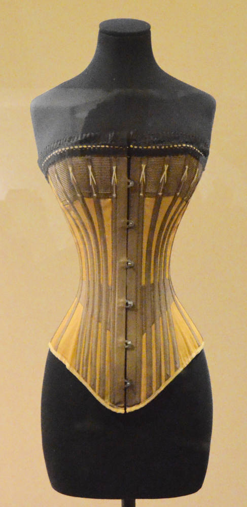 victorian constraints  review  undressed   history  underwear  exhibition
