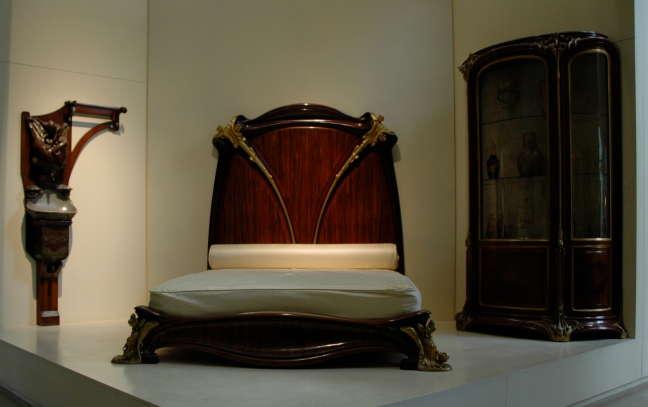 art nouveau bedroom furniture art nouveau bedroom set france early 1900s for sale at