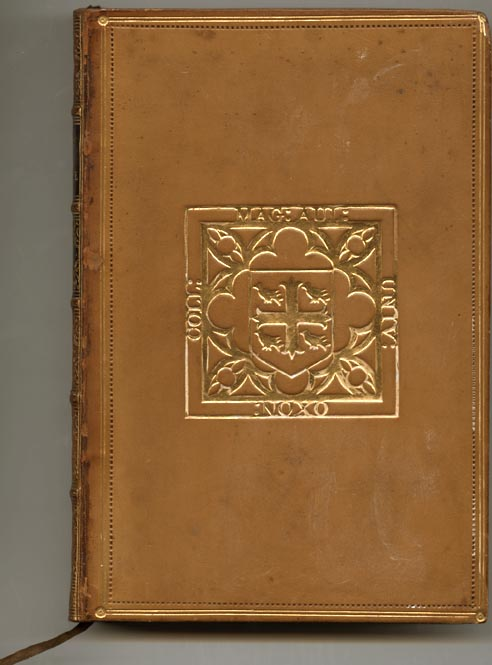 Embossing Fabric Book Cover : Embossed cover for milman s the history of christianity