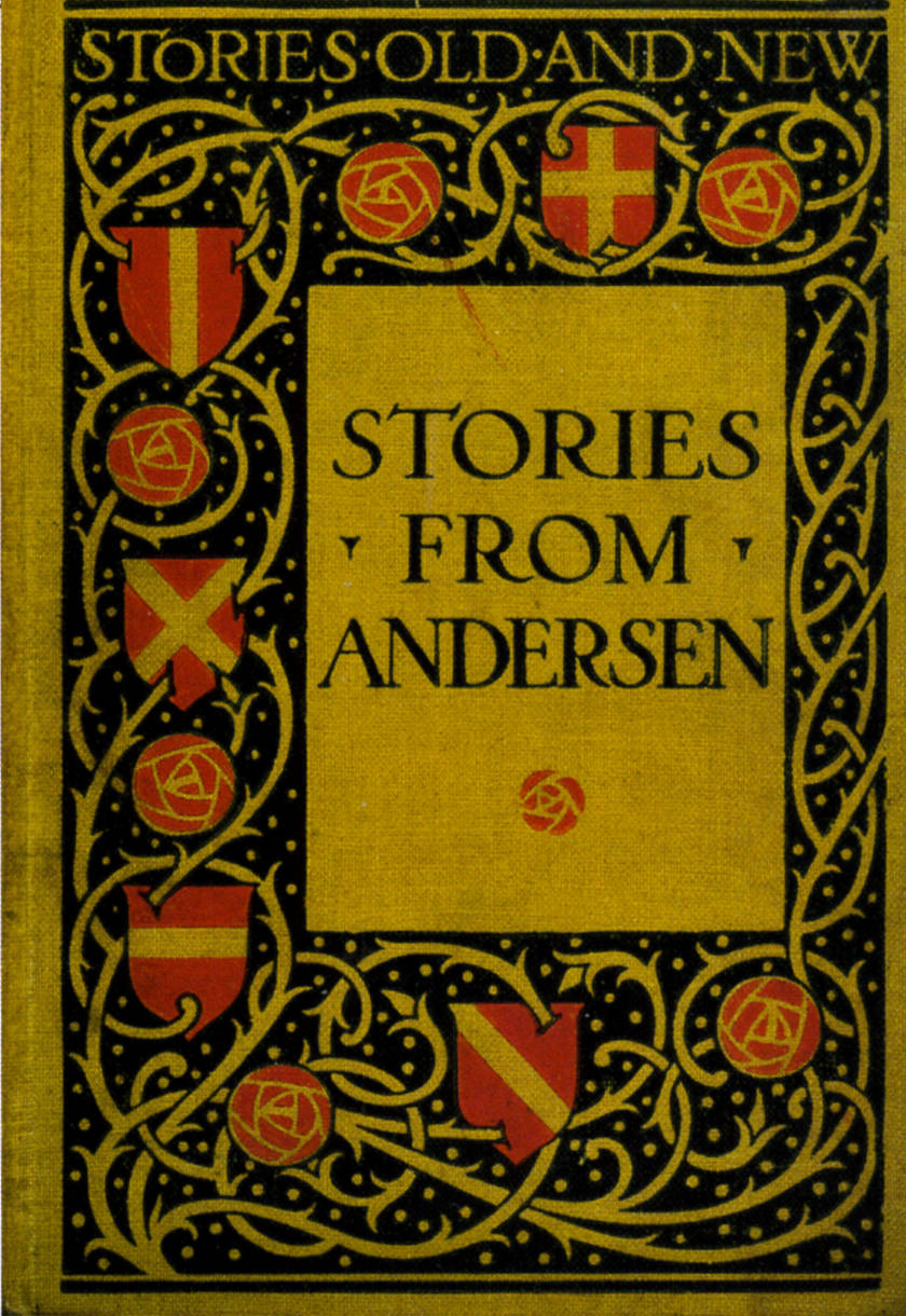 Book Cover Design Glasgow : Cover design for quot stories from andersen by archie campbell