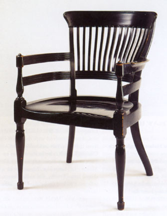 Aesthetic Movement Armchair By Edward William Godwin 1833