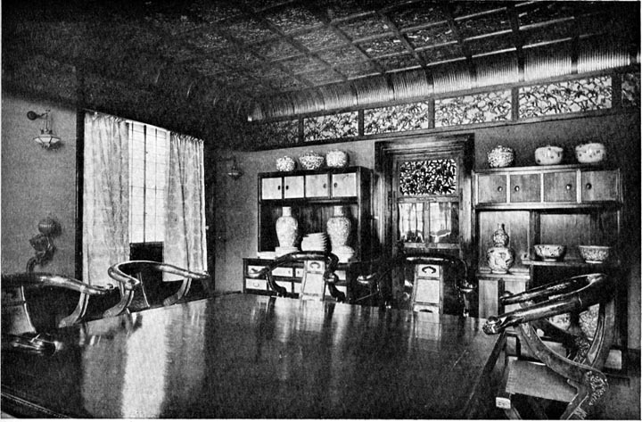 Victorian Tea Room  600 Main  Toms River NJ BampB and