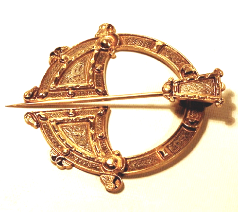 Mourning Pendant for Sir W. F. Bau (front)