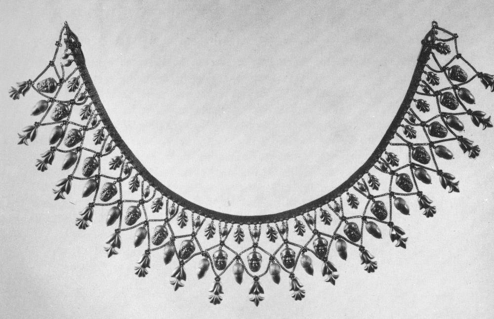 Chapter 5  Victorian Archeological and Renaissance jewellery