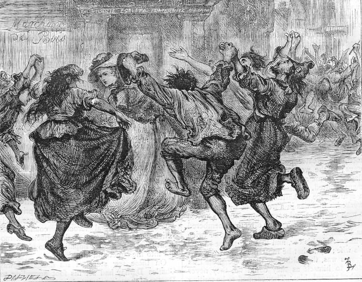 Images Of The French Revolution From Various Editions A Tale Two Cities 1859 1910