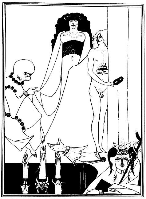 Enter Herodias