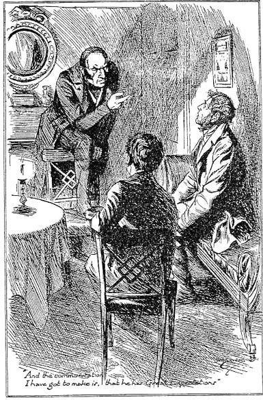 the conflict of pip and estella in great expectations by charles dickens Miss havisham's beautiful young ward, estella is pip's unattai 15 terms pianoviolin charles dickens - great expectations (stage one) vocab abject augment.