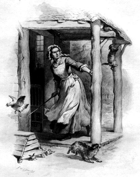The Importance of Mrs. Joe in Great Expectations