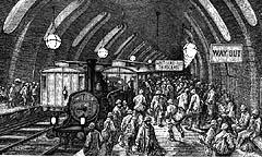 Dore's Victorian Railway