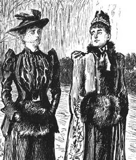 Victorian Women s Fashion cb3e7acb179