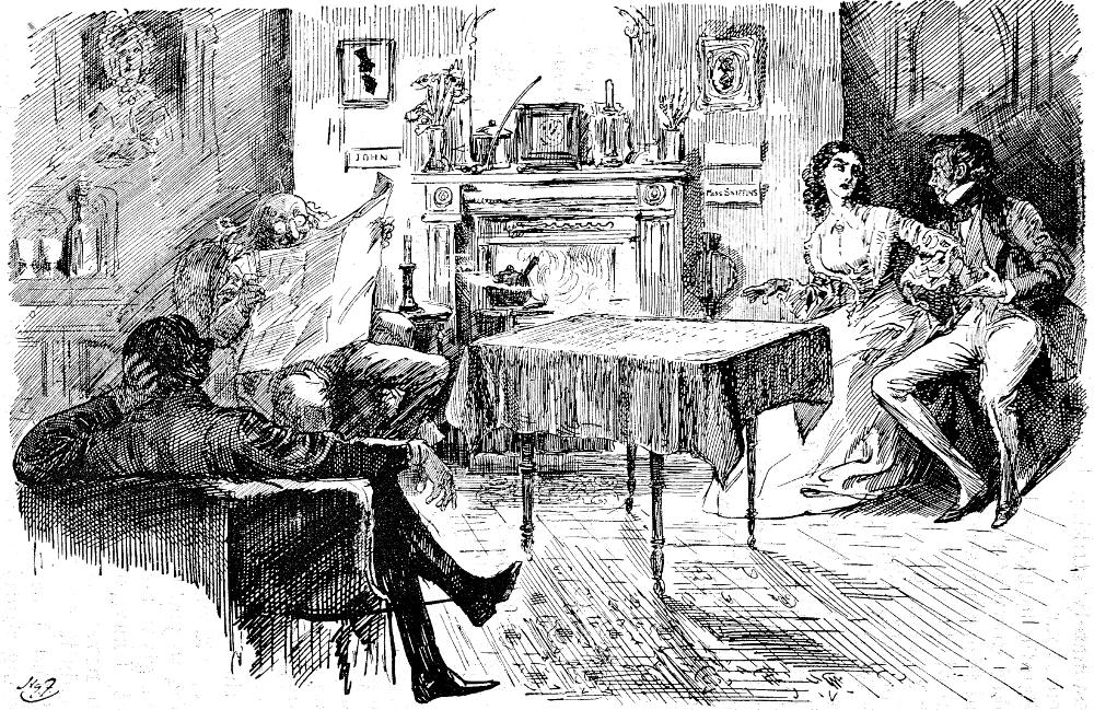 """an analysis of the concept of a gentleman in the great expectations by charles dickens That great expectations is a reflection of charles dickens""""s own experiences   became a coined term within literary analysis through the american critic  stephen greenblatt  become a gentleman in order to impress estella."""