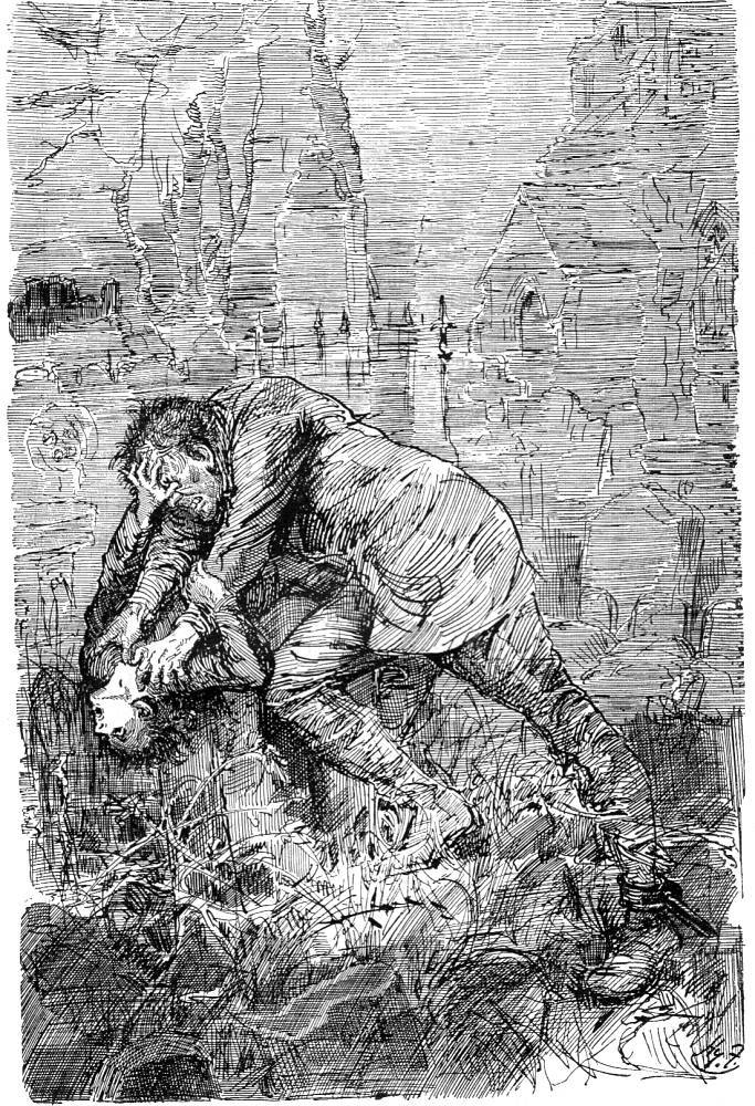 dickens depiction of pip and magwitch essay The novel 'great expectations' by charles dickens great expectations - sample essay as it will add to the atmosphere later in the story when pip and magwitch.