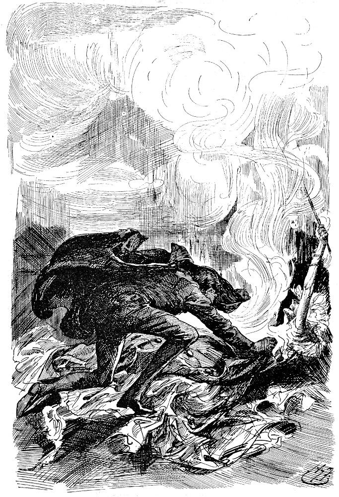 18 Illustrations depicting Miss Havisham from Dickens's ...