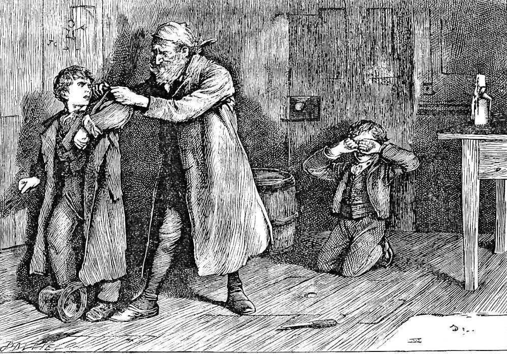 theme of oliver twist pdf